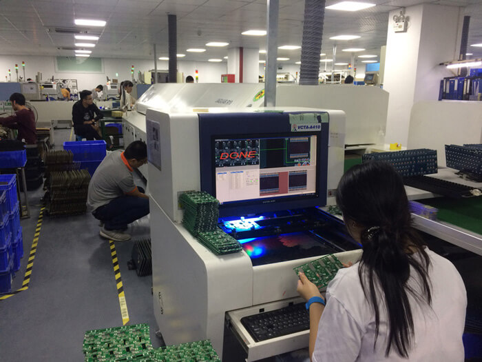 SMT Off line AOI machine factory