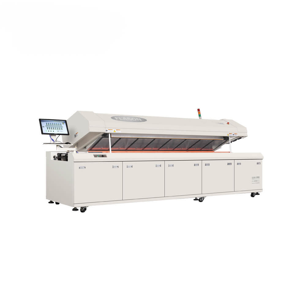 LED Assembly Lead Free SMT Reflow Oven