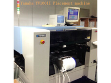 Yamaha YV100II Chip Mounter