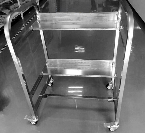 Juki SMT Feeder Storage Carts