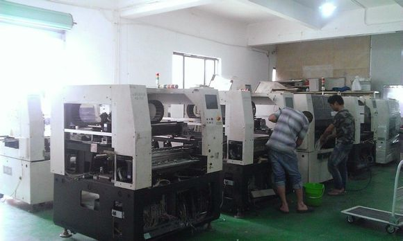 LED Manufacturing Machine