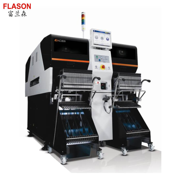 Samsung Pick and Place Machine EXCEN PRO China Supplier