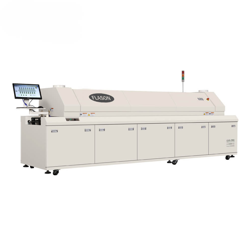 High-end lead free SMT Reflow Oven