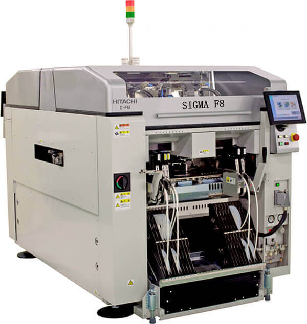 Hitachi SIGMA F8 Pick and Place Machine