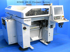 HITACHI GXH-3J Pick and Place Machine